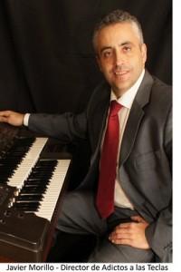Profesor de piano Javier Morillo